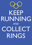 Keep Running and Collect Rings