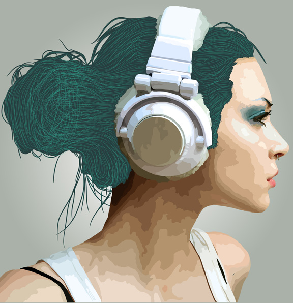 Headphones by Kuria
