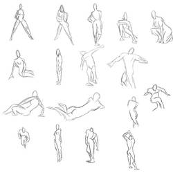 Pose Studies