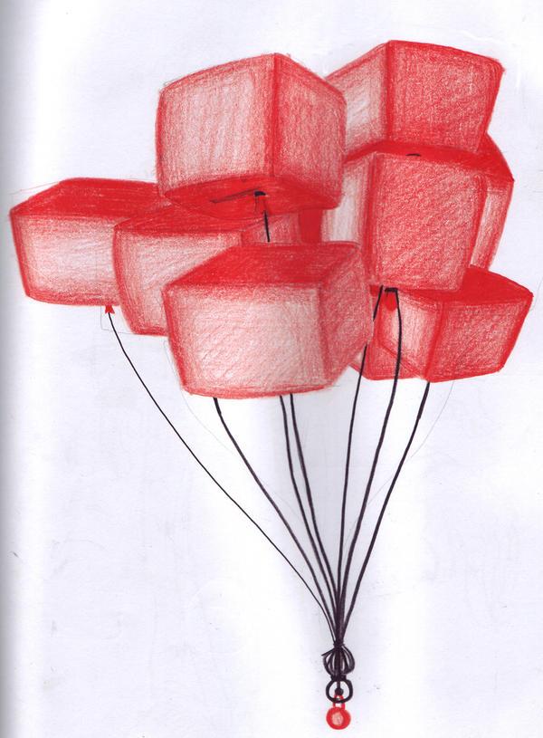 Balloons by Vanjamrgan
