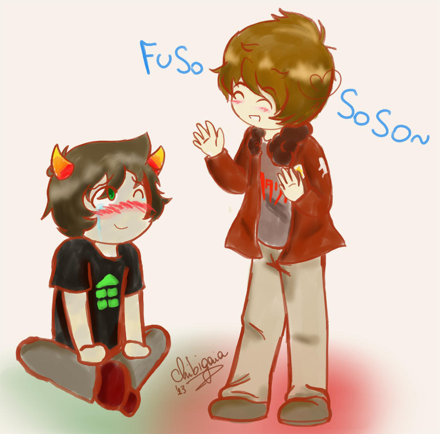 Hetalia: cheer up Homestuck by ChibiGaia