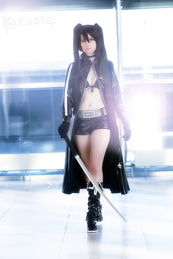 Black Rock Shooter by Ai-Megumi