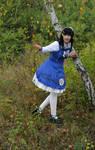 Blue Rose Lolita