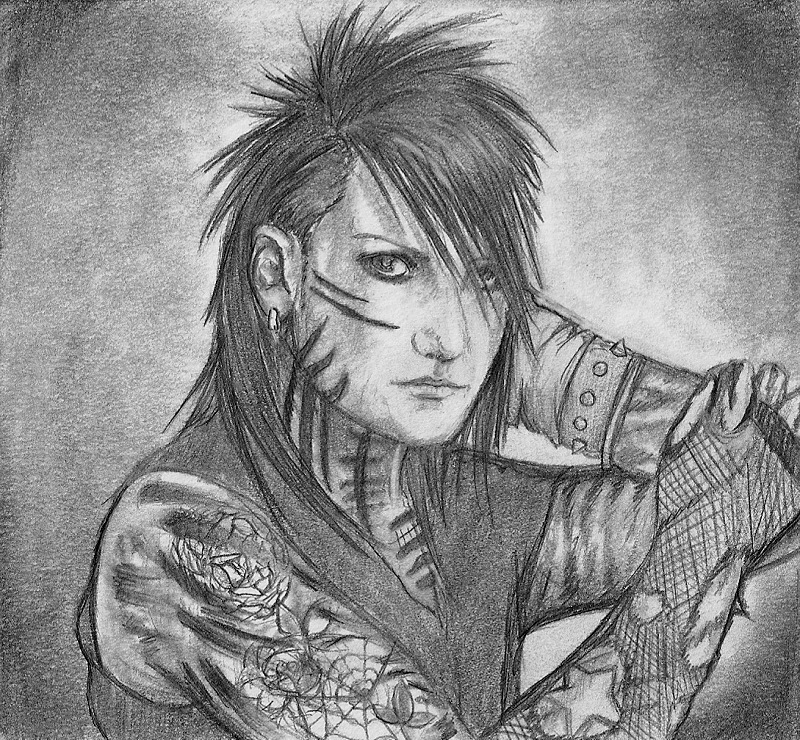 Ashley Purdy by honeycat007 on DeviantArt