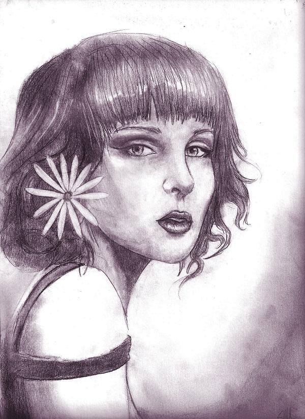 flowers need light by honeycat007