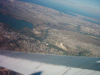 Istanbul from sky by atamyrat