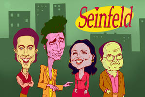 Seinfeld by gabrio76