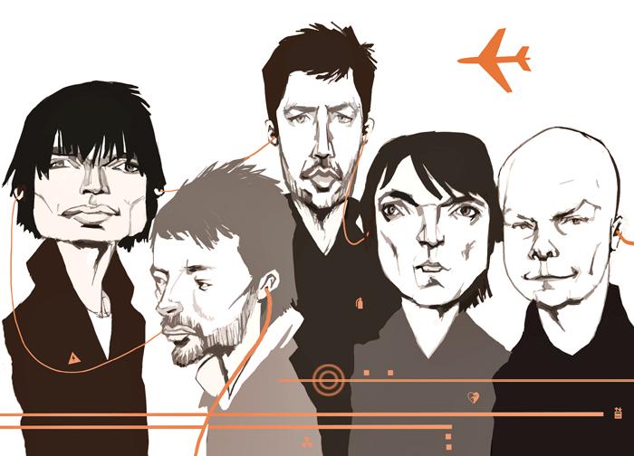 Radiohead by gabrio76