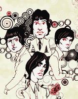 The Kinks by gabrio76