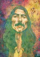 George Harrison by gabrio76