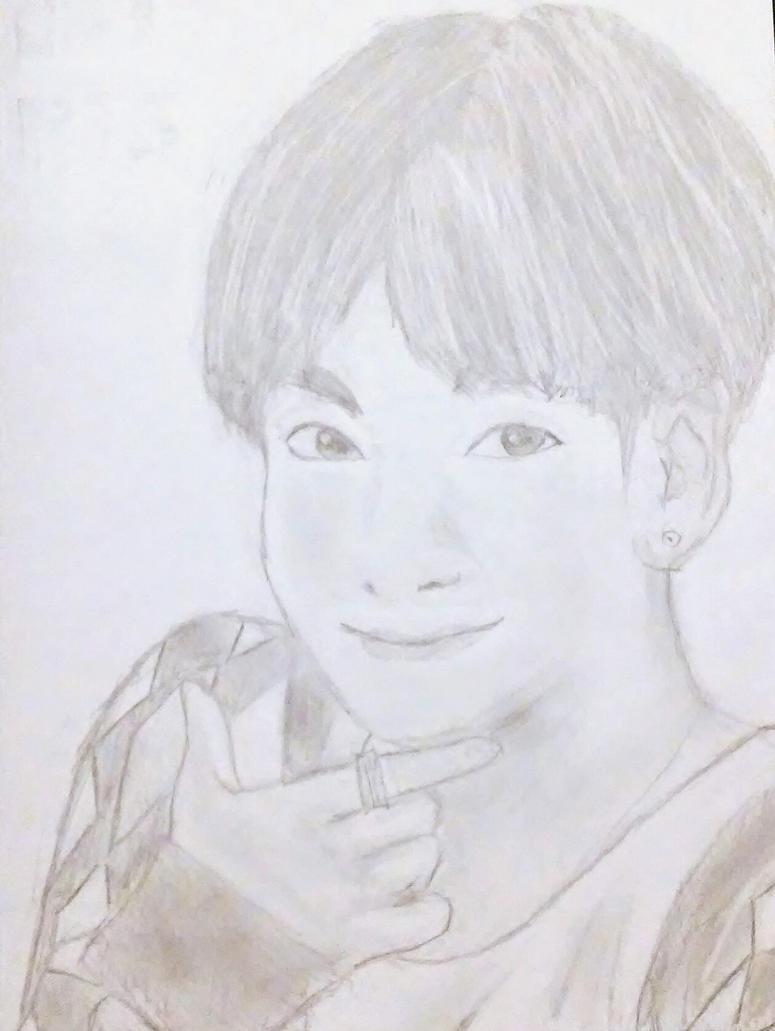 Jungkook by okamiJR