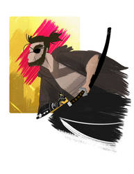 Samurai Brown
