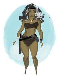 Zaranna sketch