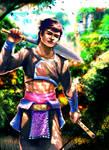 Hmong Warrior... kinda
