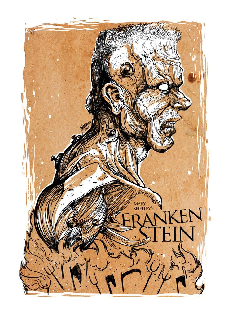 Frankenstein by Yami-jo