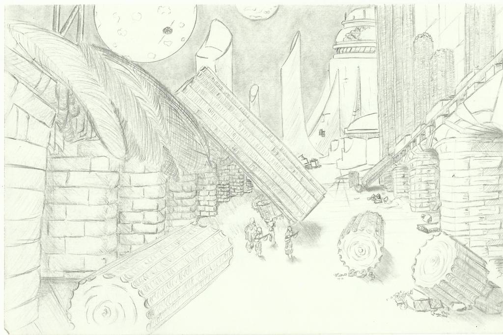 Beginning In Ruins by auburn42