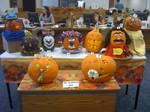 Bank of Esco Pumpkins 2009