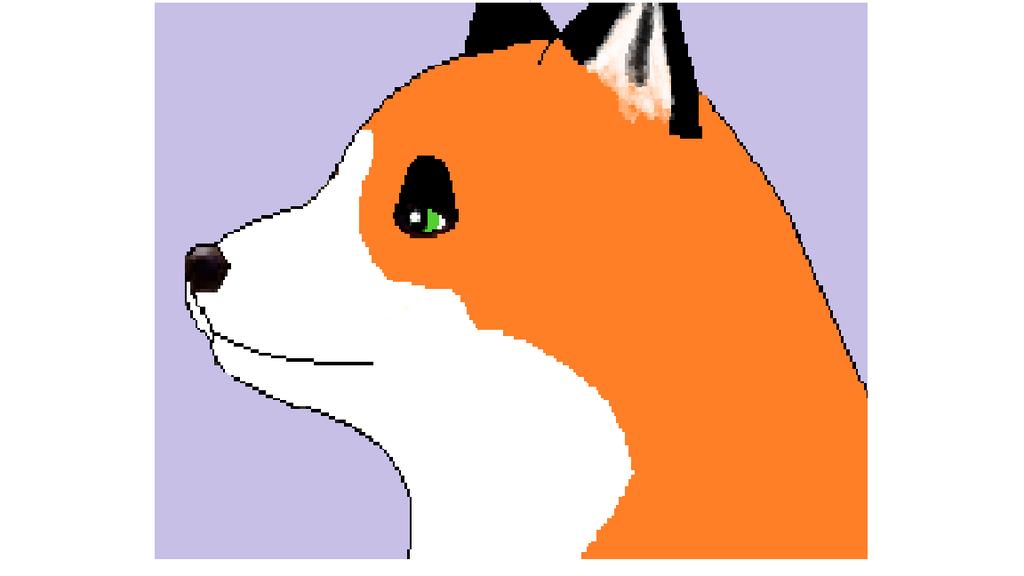 Karma fox by PhantomisErik