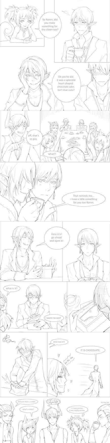 Valentines by nipuni