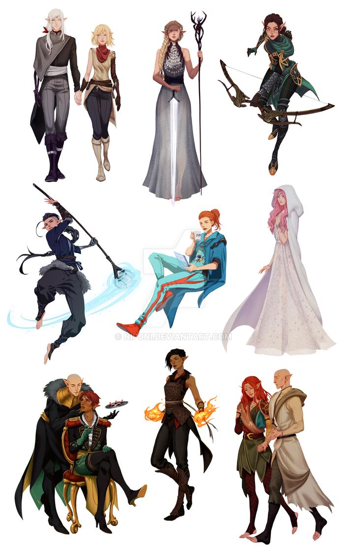 Commissions by nipuni