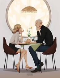 A cup of tea y mi amor por ti