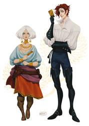 Julian and Neba