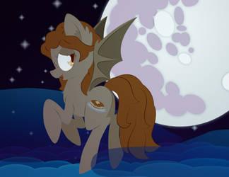 Da na na na na na na na Bat-pony