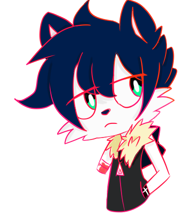Sonic Oc no more by ChibiConan