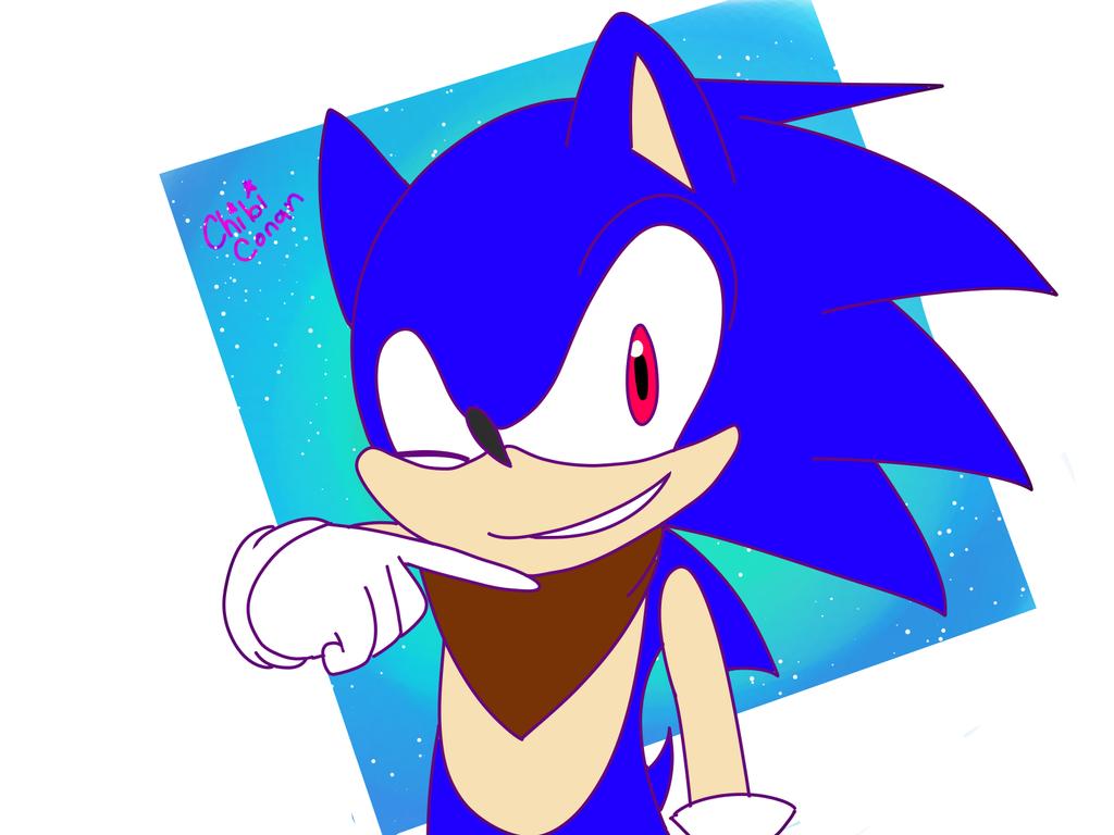 Sonic Test by ChibiConan