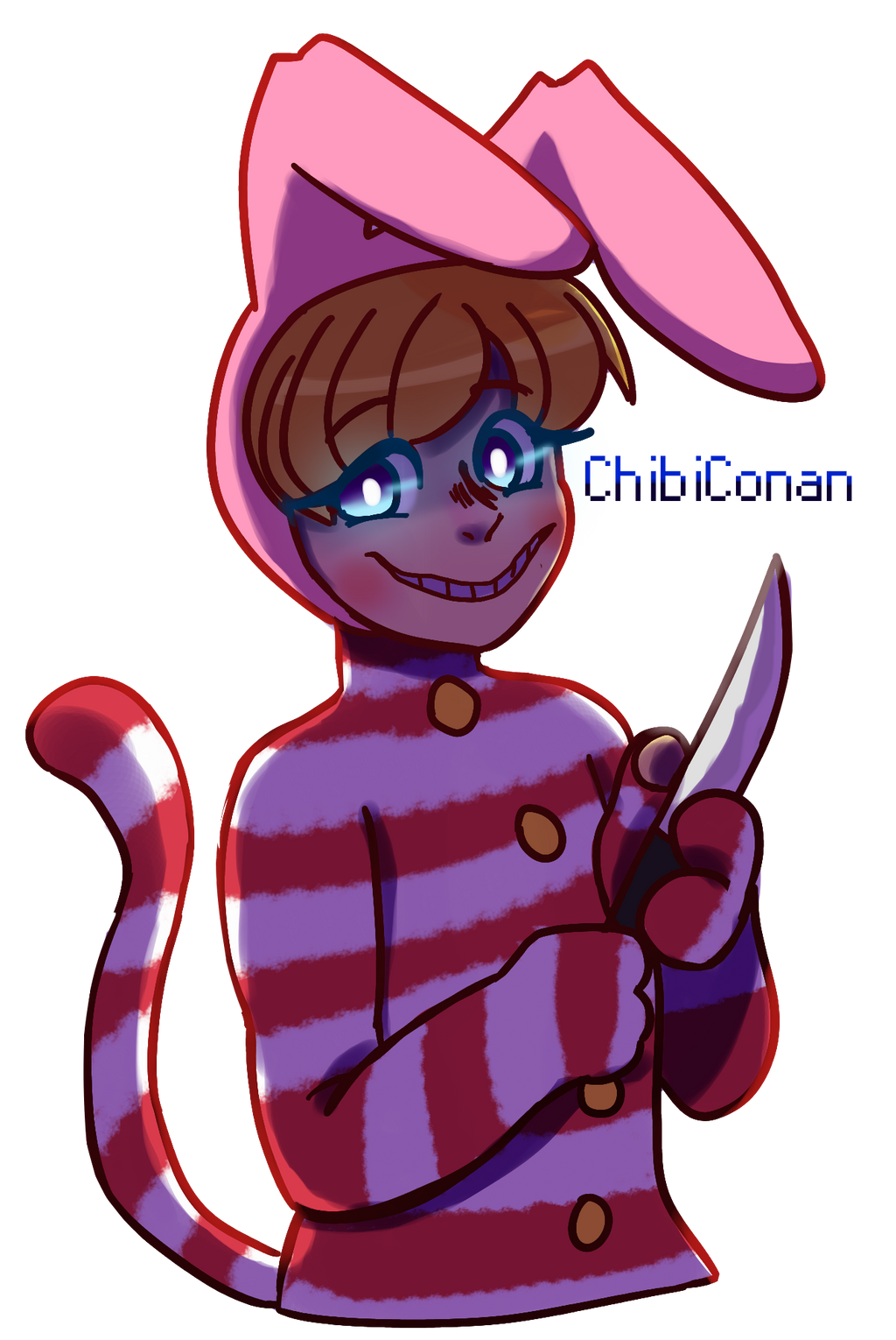 Request Little-Missing-Ghost : Popee by ChibiConan