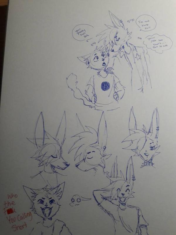 sketch  by ChibiConan