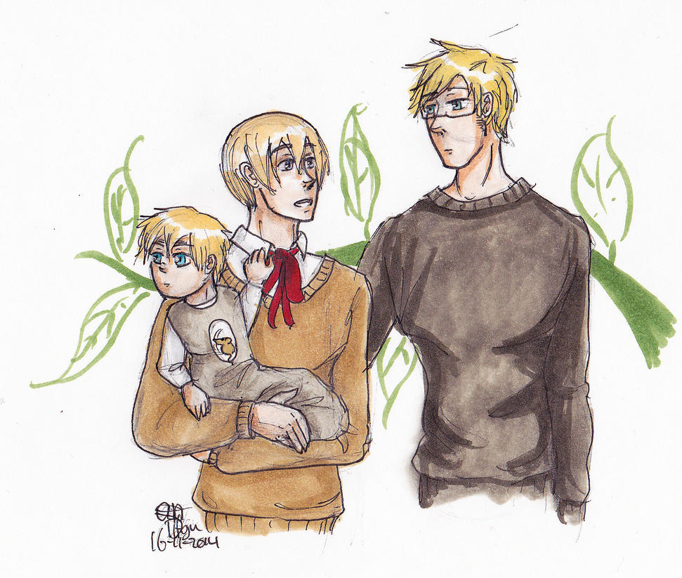 SuFin Family by Dutch-Loves-Tulips94