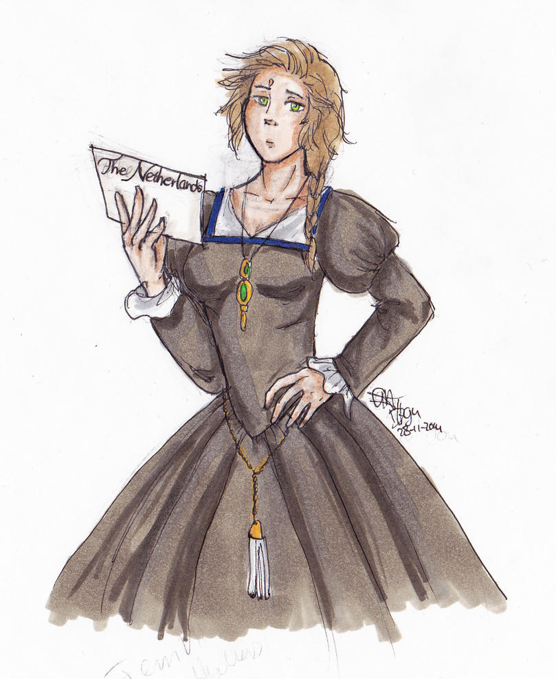 APH Fem Netherlands by AnnHolland