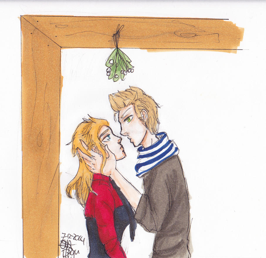 APH Netherlands and APH Fem Denmark by Dutch-Loves-Tulips94