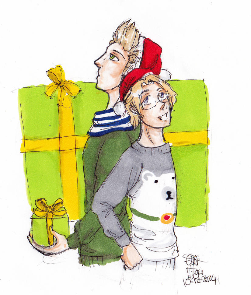 APH NedCan Christmas by Dutch-Loves-Tulips94