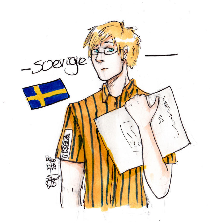 APH swe by AnnHolland