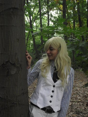 aph fem luxembourg cosplay by AnnHolland