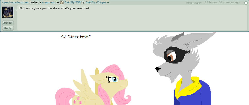 Ask Sly 339 by Ask-Sly-Cooper on DeviantArt I Am Painis Cupcake I Will Eat You