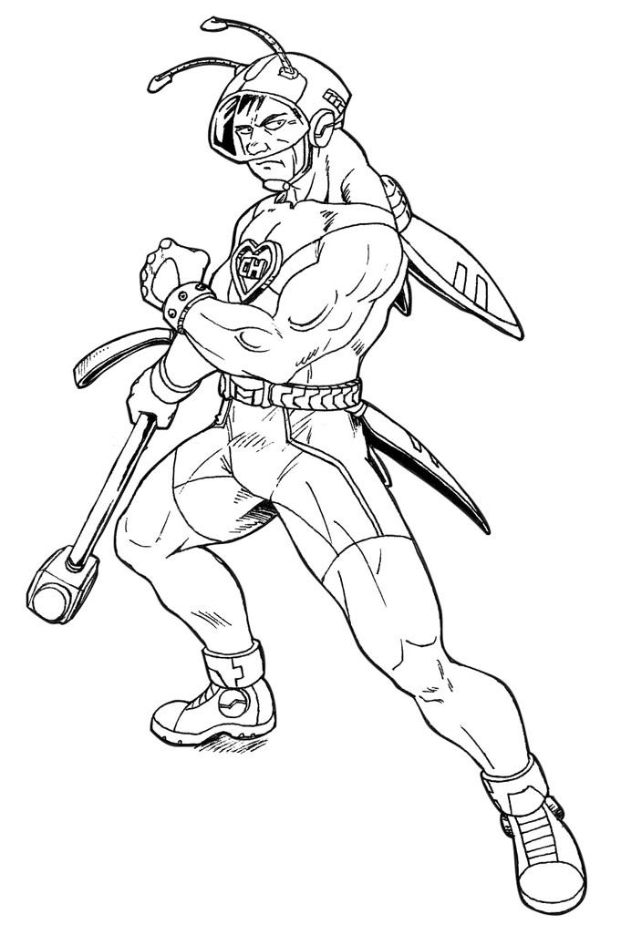 Chapulin Warrior by Dave-Yerushalaim