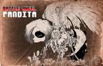Battle Angel Pandita by Dave-Yerushalaim
