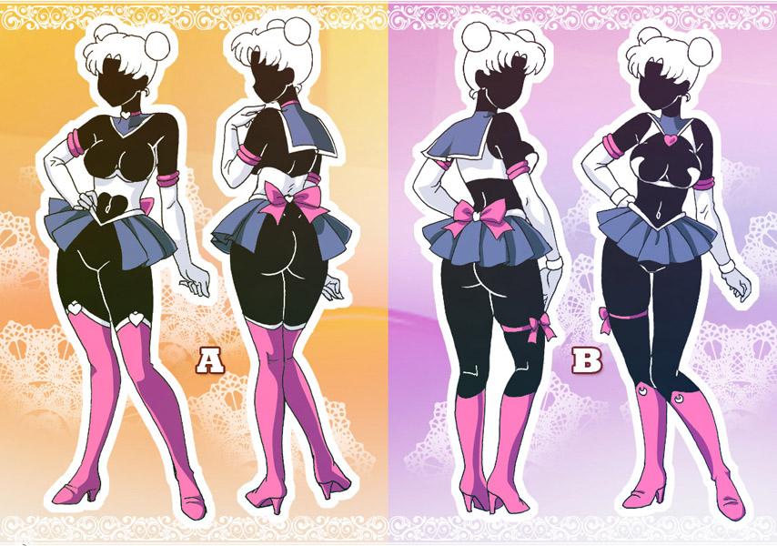 Sailor moon erotic stories