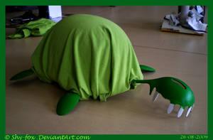 Turtle by shy-fox