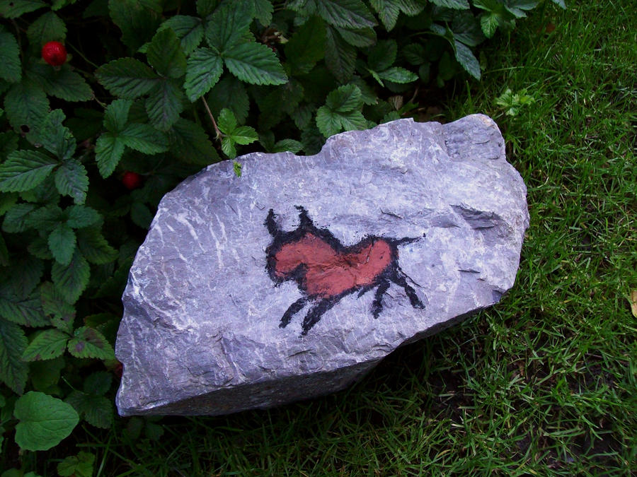 taurus on rock by shy-fox