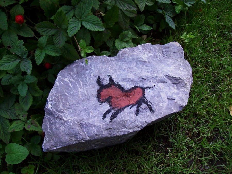 taurus on rock by shy-fox