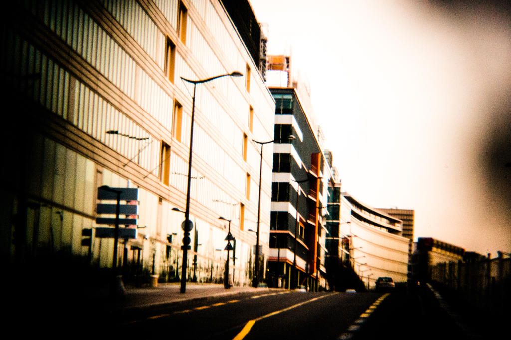 Where the Streets Have No Name by Kaltenbrunner