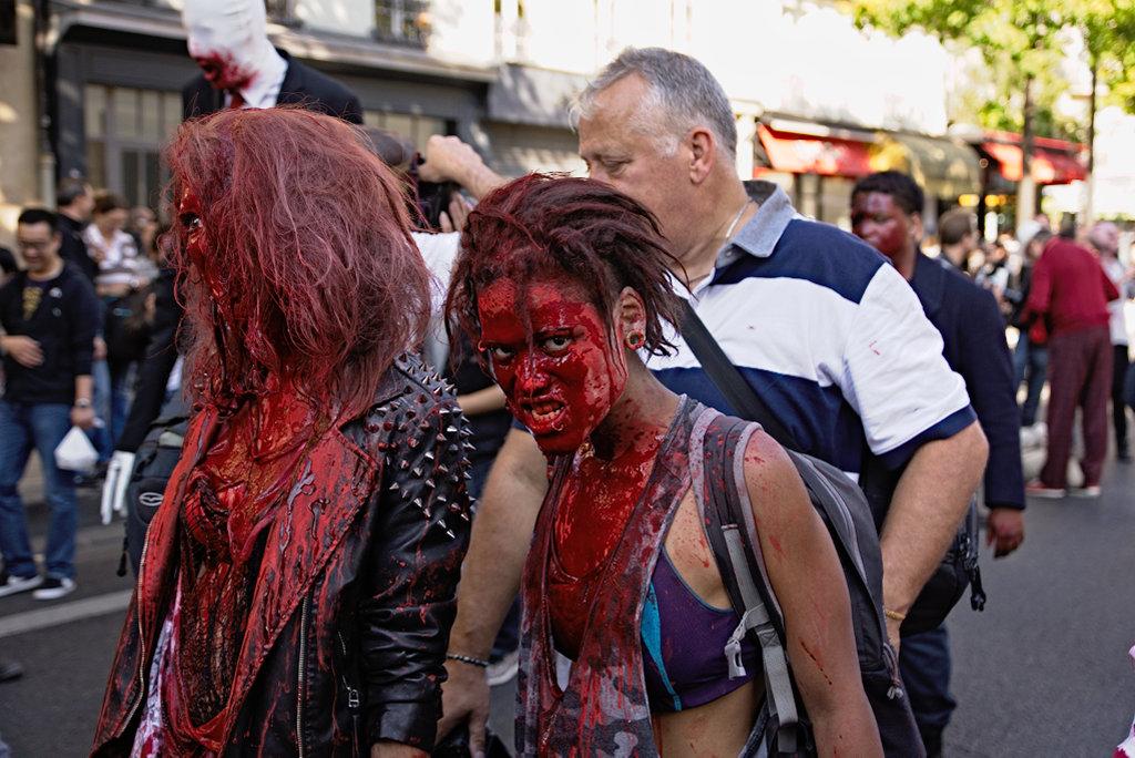 Zombie Walk 2 by Kaltenbrunner