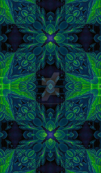 Samsung Kaleidoscope Wallpaper 204 Neon Remix By Eternatease On