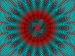 Screenburner kaleidoscope