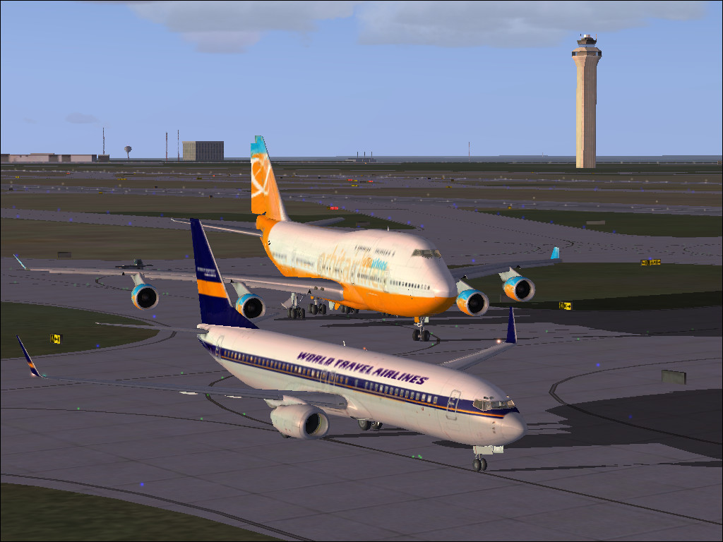 how to add traffic in fsx