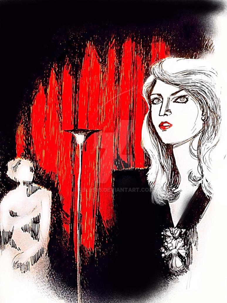 Laura Palmer (Word in progress) by Feles85
